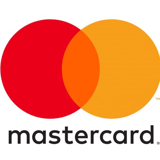 Mastercard maksukortin logo.